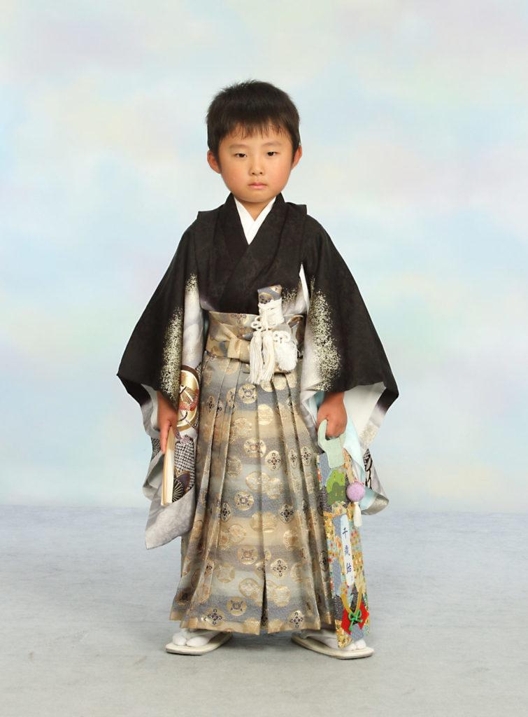 七五三 方違神社 堺市